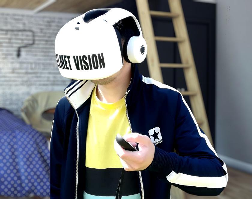 Helmet Vision -